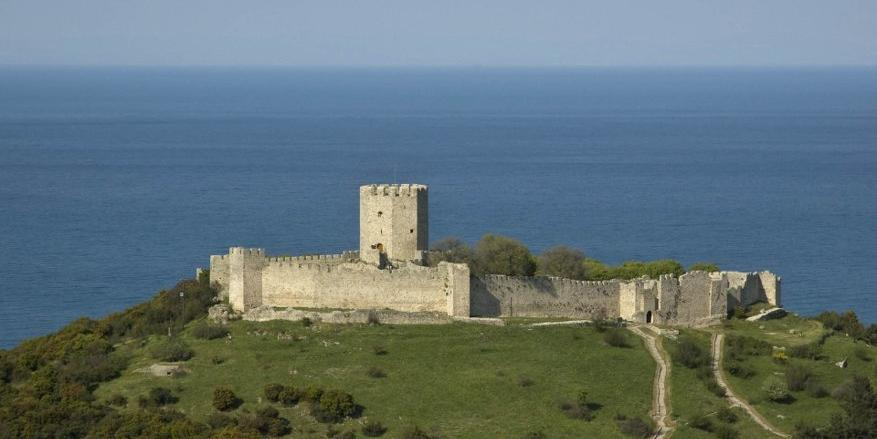 Platamonas castle